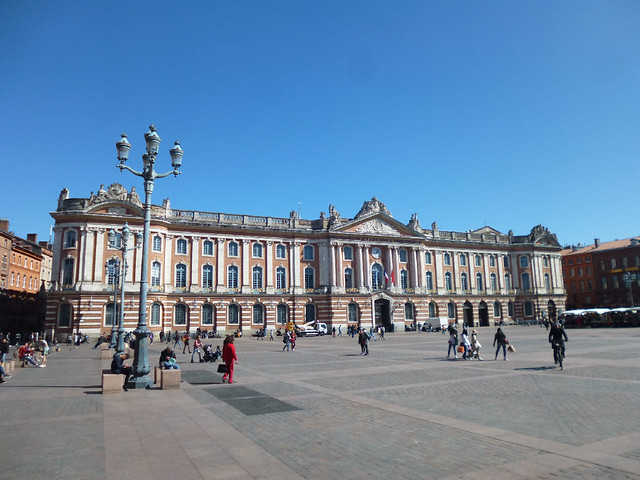 Toulouse Town Hall