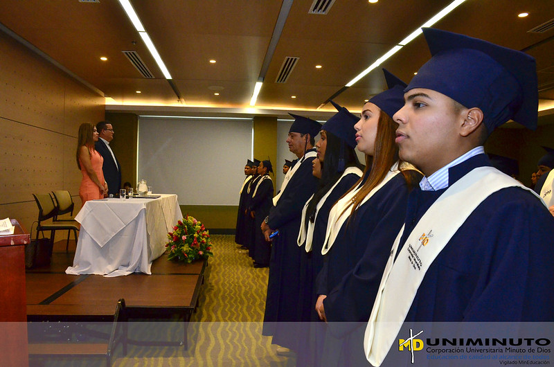 Primera promoción de Especialistas Centro Regional Cartagena