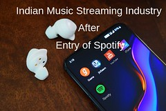 Apple, Gaana and Others Are Making Efforts to Combat Spotify In Indian Music Streaming Industry