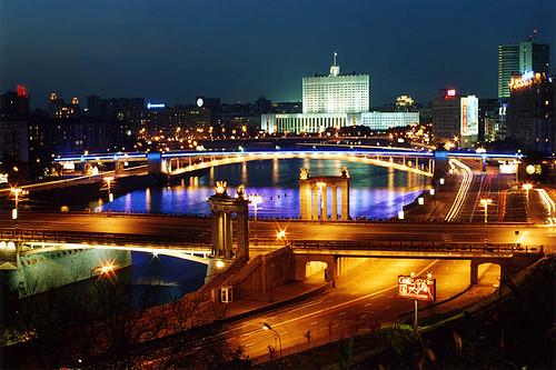 Evening Moscow (Kiyev 6x6) / Вечерняя Москва (Киев 6х6)