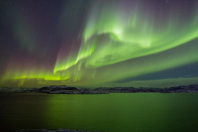 Aurora show