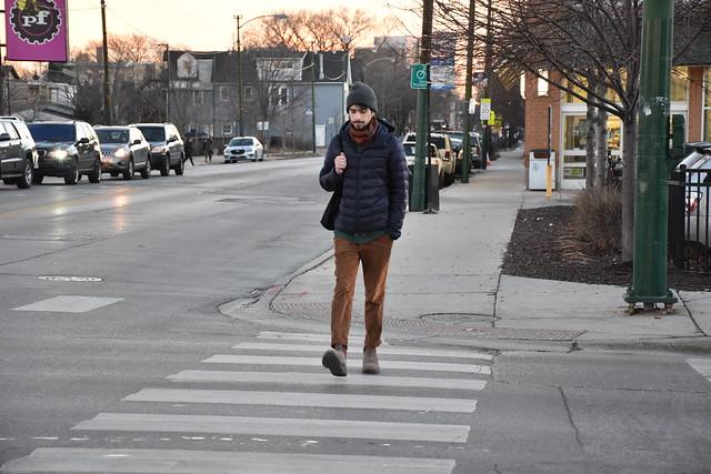 Chicago Urban Backpacker