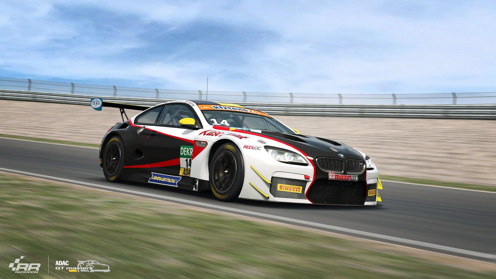 RaceRoom 2018 ADAC GT Update BMW M6 GT3 4