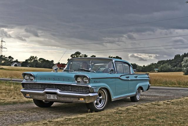 Mercury Montclair Sedan 1959 (8245)