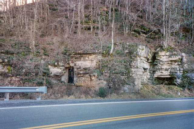Talley Creek Cave entrance, Jackson County, Tennessee 3