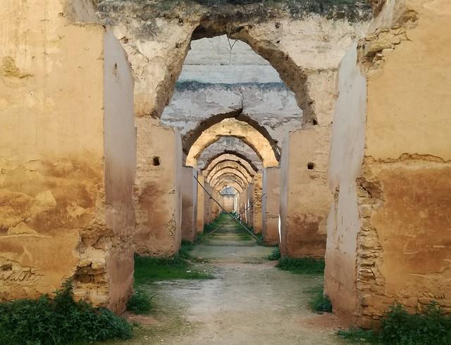 Heri Es Souani, Meknès, Morocco IMG_20181231_233029