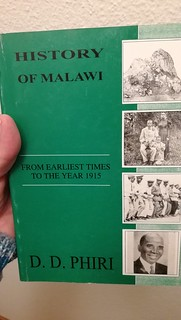 History of Malawi by D. D. Phiri