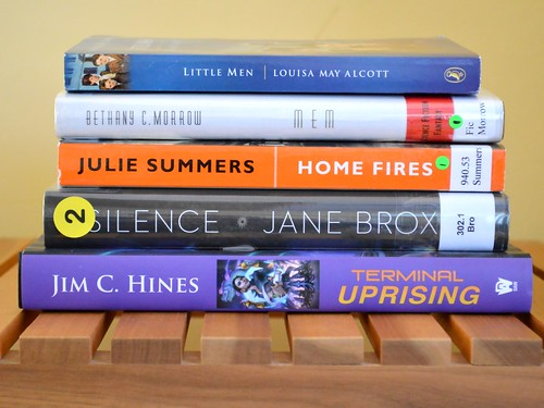 Reading Pile March 2019 | by eppujensen