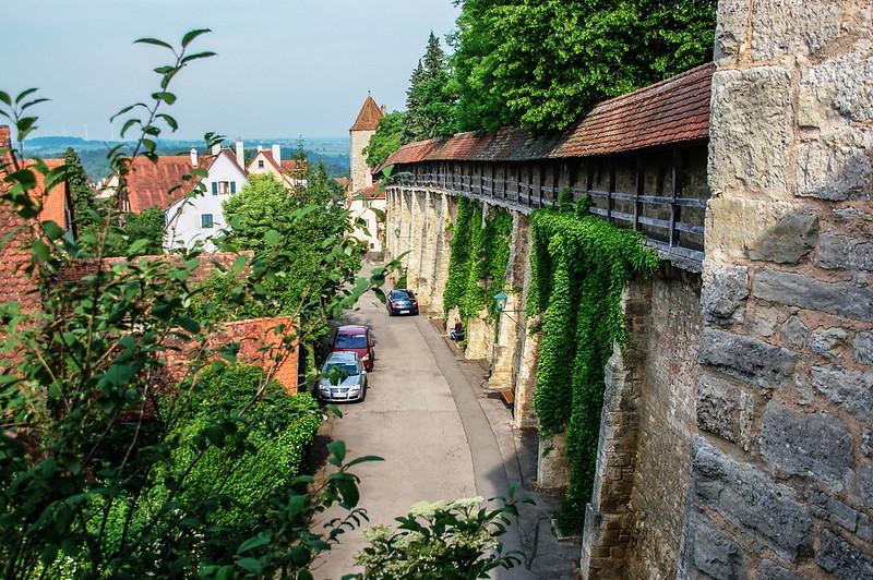 羅騰堡城牆 5
