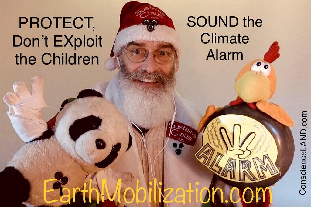 SustainaClaus Climate ALARM_4725