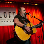 Tue, 26/03/2019 - 7:07pm - Steve Earle Live at The Loft at City Winery, 3.26.19 Photographer: Gus Philippas