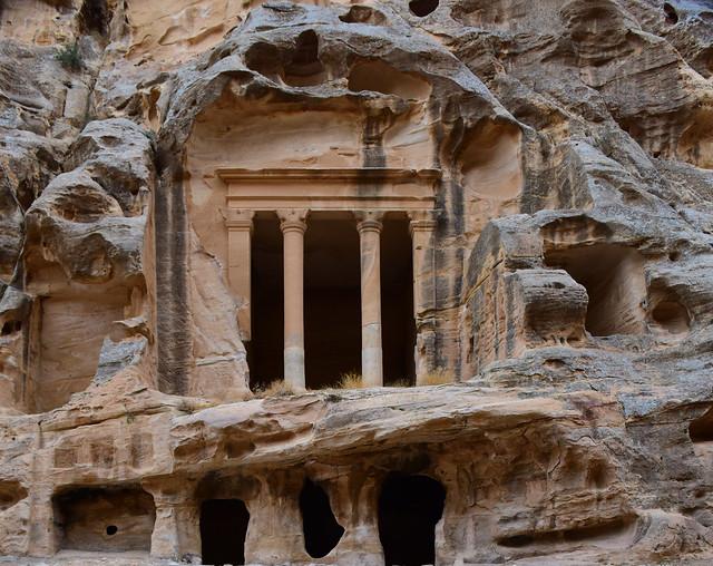 Al-Beidha (Little Petra), Jordan, January 2018 1331