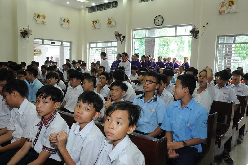 Lễ Giỗ 1 năm - Cha cố Gioan B. Phạm Đình Khơi, SDB