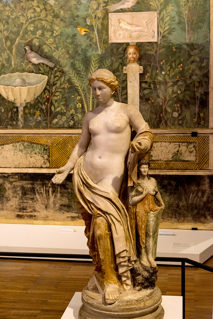 """Ovid: Aphrodite – """"Love, Myths and Other Stories"""" –  XC"""