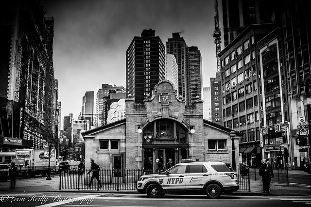 72nd Street Station.