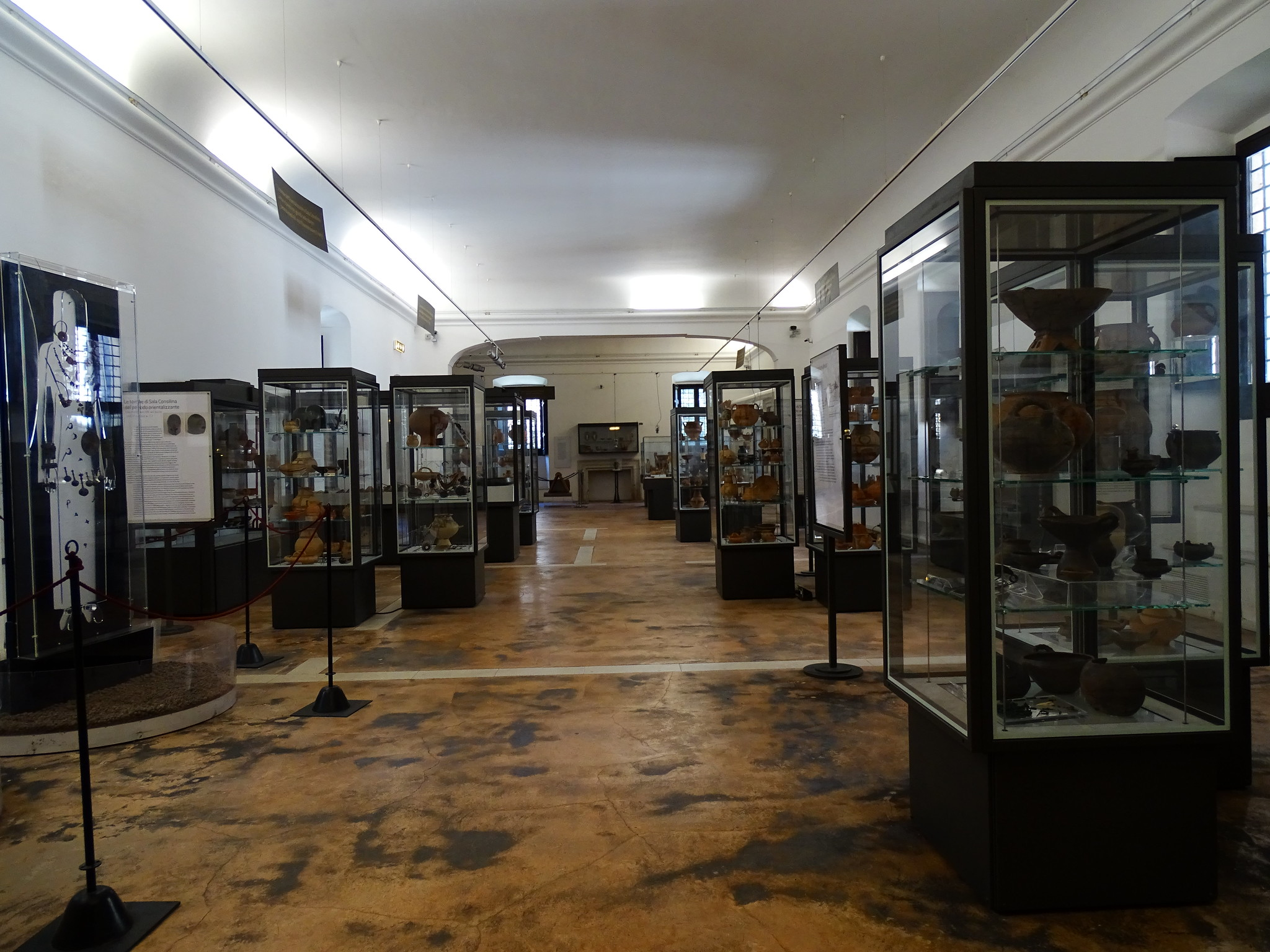 Museo archeologico provinciale della Lucania occidentale