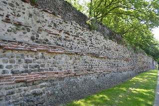 Colchester's Roman City Wall. | by greentool2002