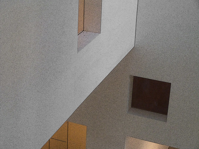 A17481 / moma interior with extra texture