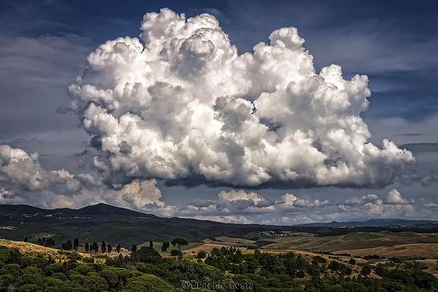 Le Nuvole (versione colore) - The Clouds (color version)