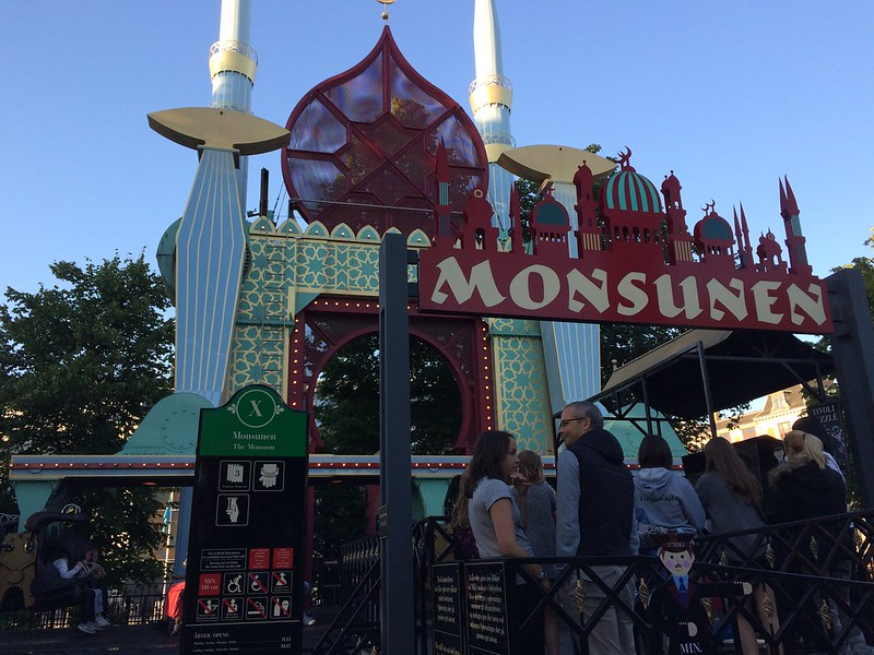 Tivoli Gardens ride