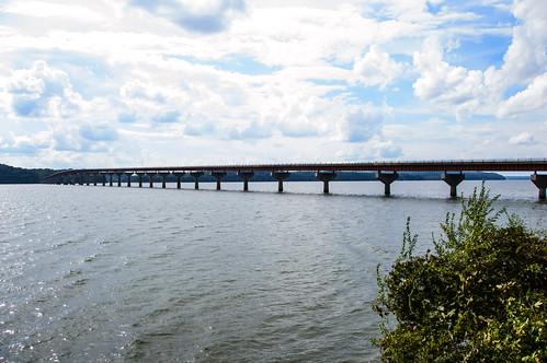 Natchez Trace Parkway Bridge, Florence Alabama