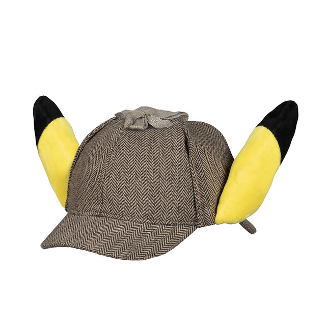 Pokémon Center Detective Pikachu Deerstalker Hat