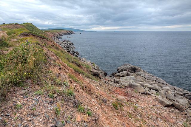 Anse des Philibert, Nova Scotia