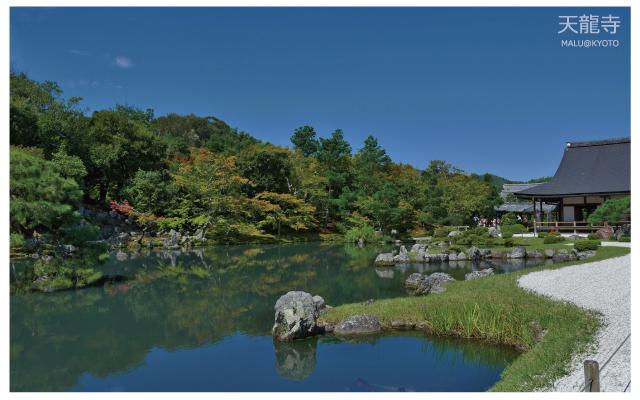 嵐山天龍寺-15