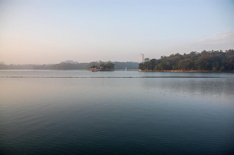 澄清湖之晨 2