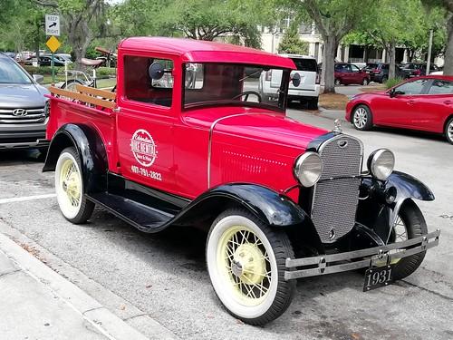 Old Timer Pickup