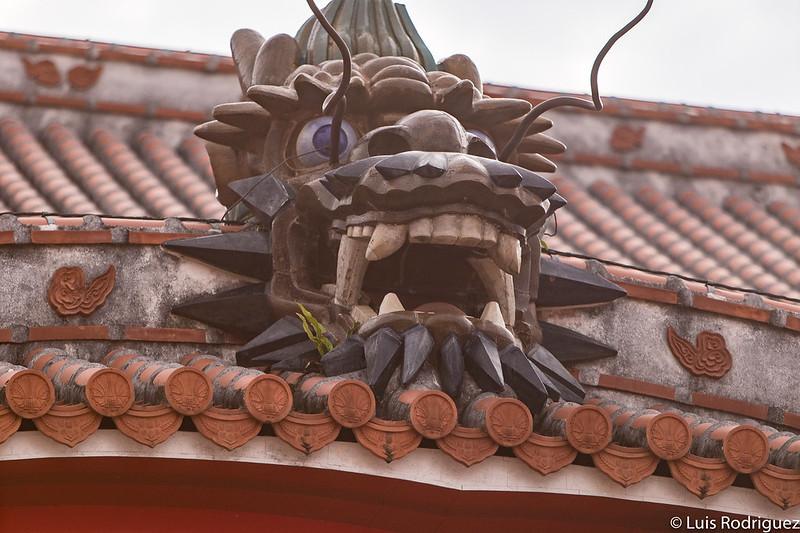 Detalles del exterior del Seiden