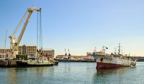 V&A Harbour, Cape Town, South Arica | by Lemmo2009