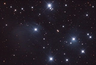 M45 COL FLAT Stack_10frames_300s_WithDisplayStretch | by BlackWikkett