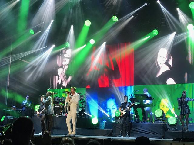 Duran Duran at KAABOOCayman In Cayman Islands Feb 19