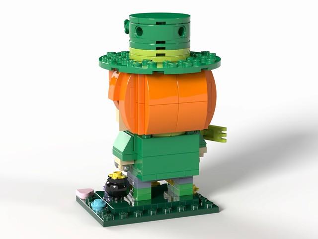 Lucky the Leprechaun - Cereal Mascots MOC