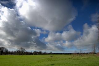 Clouds over Ashton Park, Preston | by Tony Worrall