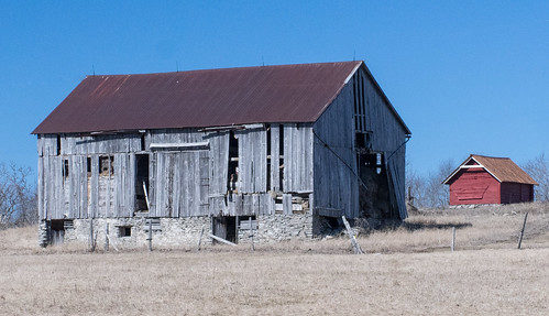 Amherst barn | by Steven Rowe2