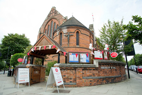 Post office, St James West Hampstead (c) Grainge Photography | by The National Churches Trust