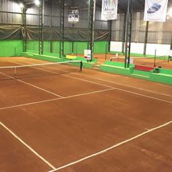 Quadra de Tênis Leal Double Tênis no Butantã