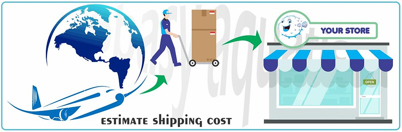 estimate shipping cost