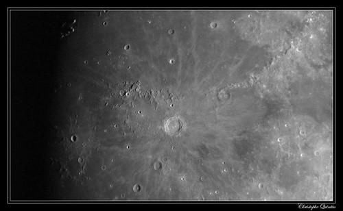 Lune / Cratère Copernic