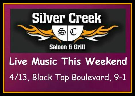 Silver Creek Poster 4-13-19