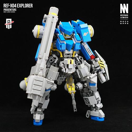 reF-X04 Explorer | by Messymaru