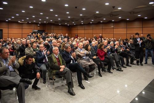 24.2.2019, Δράμα: Παρουσίαση βιβλίου Ευ. Βενιζέλου