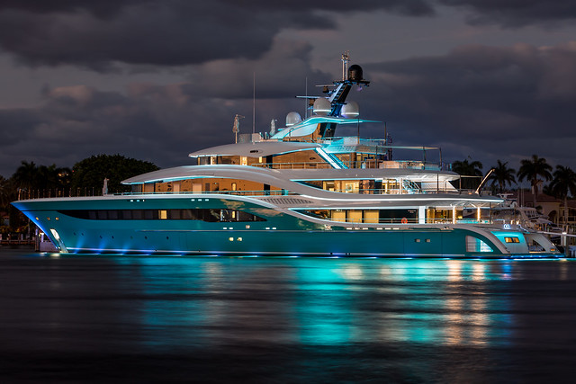 M/Y Go - Pier 66 Marina, Fort Lauderdale