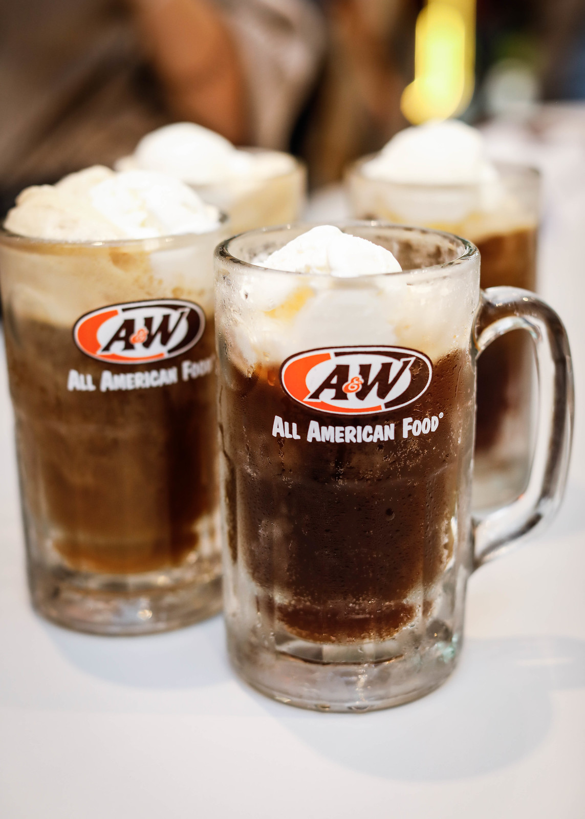 A&W餐厅