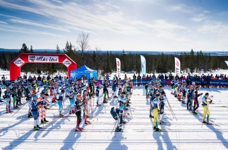 Sobotní Ylläs-Levi na 70 km završí letošní ročník Visma SkiClassics