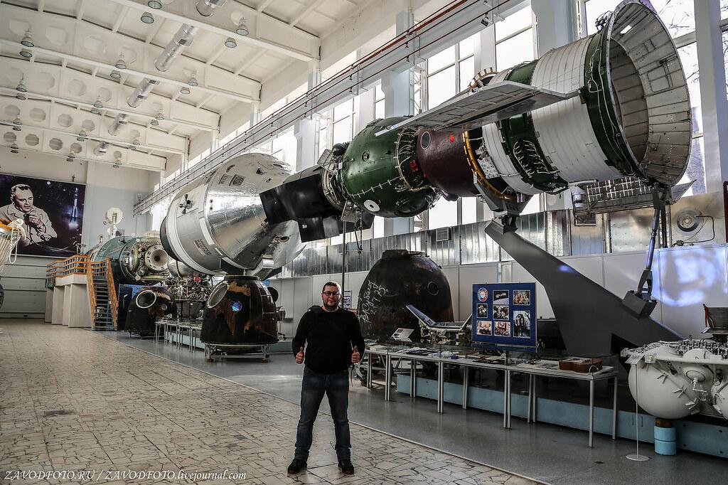 С Днём космонавтики! Музей РКК Энергия им. С.П. Королева