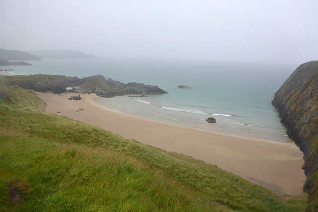 The beach at Durness, Sutherland
