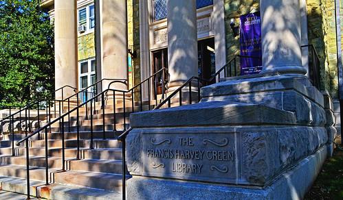 West Chester U. - Original Library